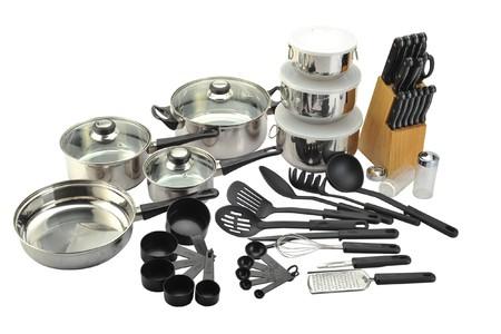Various kitchenware