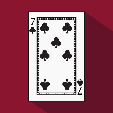 playing card. the icon picture is easy. peak spide with white a basis substrate. a vector illustration on a red background. application appointment for: website, press, t-shirt, fabric, interior, registration, design