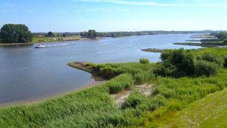 Aerial photo Elbe