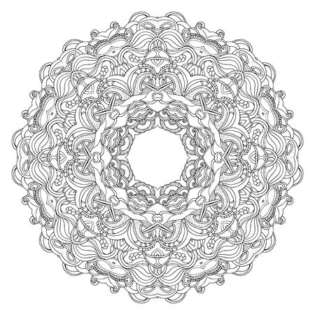 Wave Mandala