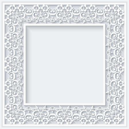Illustration pour Vector abstract decorative floral ethnic ornamental illustration. - image libre de droit