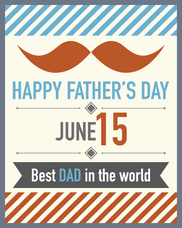 Father s Day Mustache