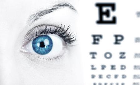 Eye care.