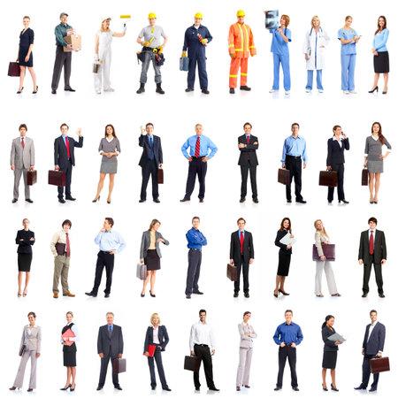 Photo pour Business people team - image libre de droit