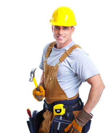 Photo pour Contractor. - image libre de droit