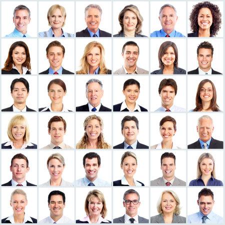 Photo pour Business people team. - image libre de droit