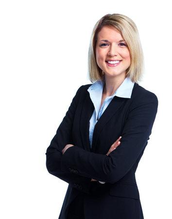 Photo pour Business woman. - image libre de droit