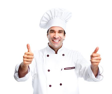 Chef man.
