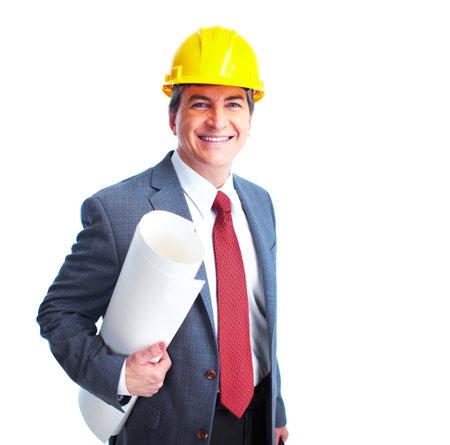 Engineer businessman