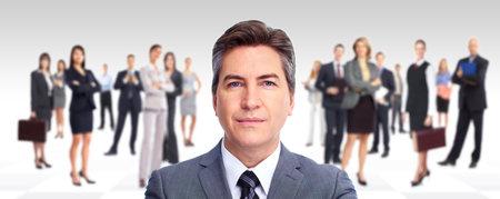 Photo pour Executive businessman  - image libre de droit