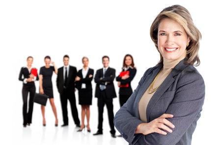 Photo pour Business team. - image libre de droit