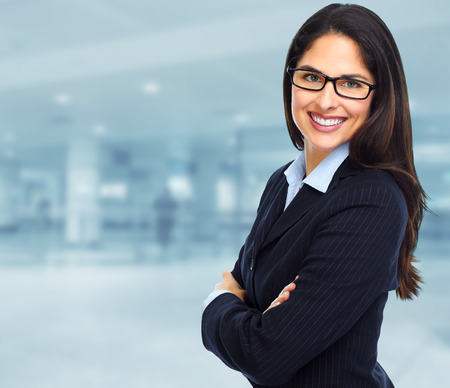 Foto de Business woman. - Imagen libre de derechos