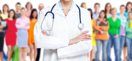 Foto de Medical doctor. - Imagen libre de derechos