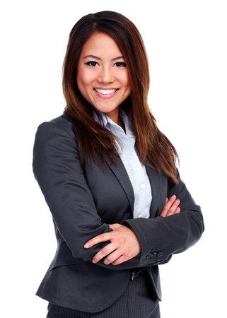 Photo pour Business woman - image libre de droit