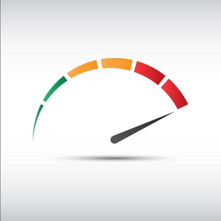 Color tachometer