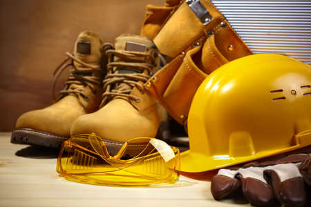 Photo for safety construction - Royalty Free Image