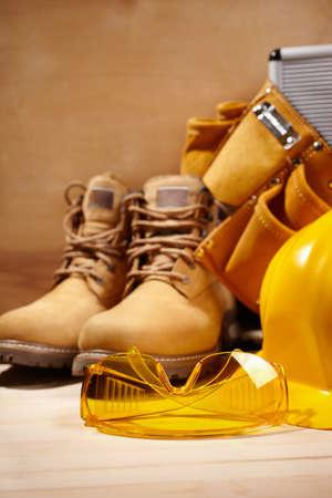 Photo pour safety construction - image libre de droit
