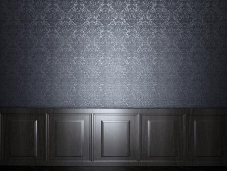 Photo pour wood panel wallpaper - image libre de droit