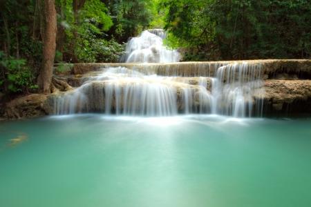 Waterfall - Thailand - Kanjanaburi - Hau Mae Kamin