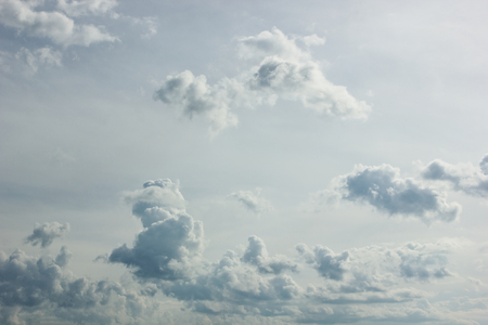 Somber sky.