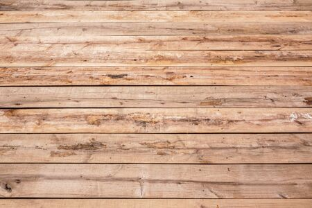 Photo for vintage brown wood plank background - Royalty Free Image