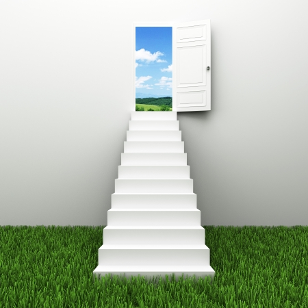 Stairway to the sky, Climbs to the ladder of success