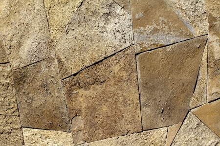 Details of sand stone textur