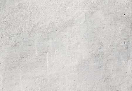 white plaster wall old