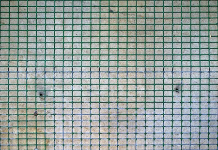 Photo for wire mesh fence - Royalty Free Image