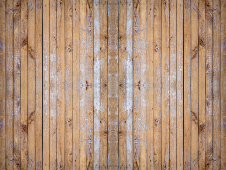 Foto per old wooden fence background, wooden texture - Immagine Royalty Free