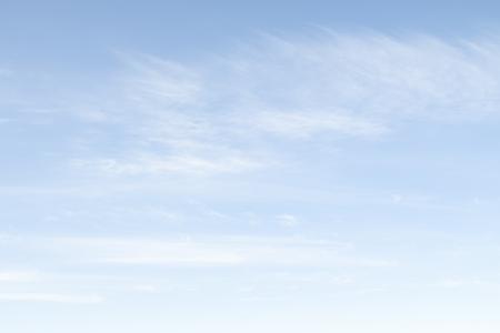 Photo pour Daytime blue sky with white clouds. Sky background - image libre de droit