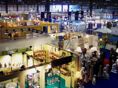 MACEF trade fair, Fiera di Milano, Milan, Italy