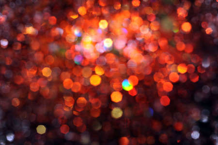 defocused holiday multicolored lighitng background