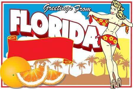Florida Postcard