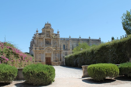 Charterhouse of  Jerez de la Frontera