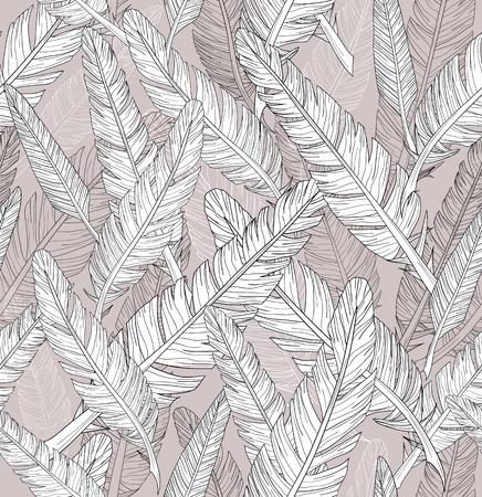 Feather Flock Pattern