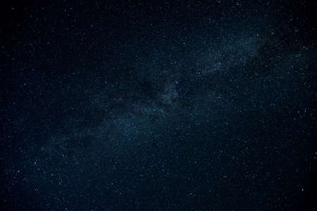 Photo for View of the Milkey Way at night - Royalty Free Image
