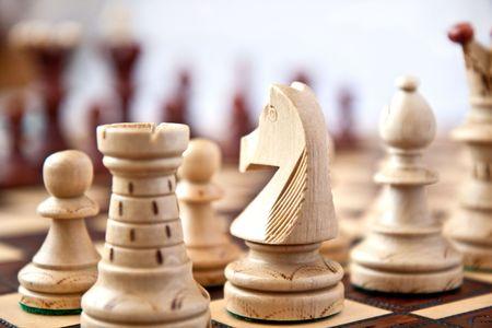 Chess on start