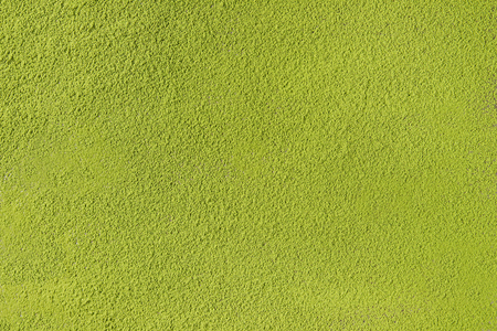 Foto de Green tea matcha powder abstract food and drink background. - Imagen libre de derechos