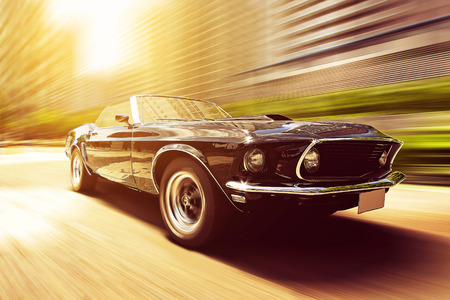 Photo for Vintage Car - Royalty Free Image