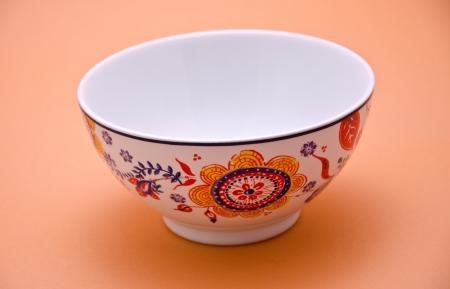decorated ceramic pot