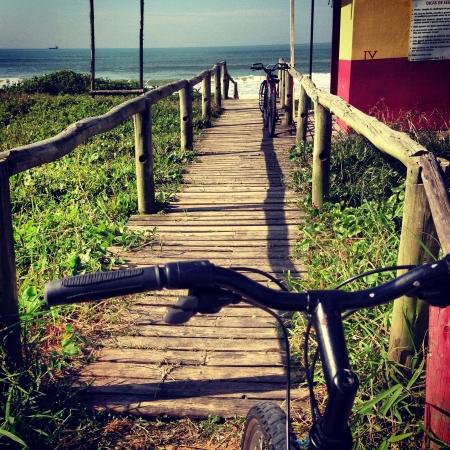In Praia Brava SC Brasil