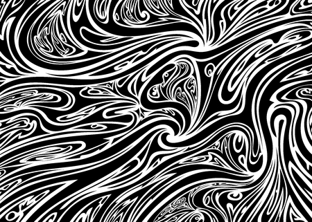 Psychedelic Abstract Black White Background Tasmeemme Com