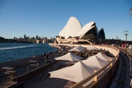 Sydney-June 2009   Opera house the landmark of Sydney city