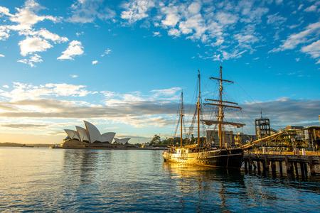 Photo pour Opera house, Sydney. - image libre de droit