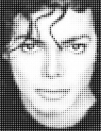 Foto de Michael Jackson Artistic - Imagen libre de derechos