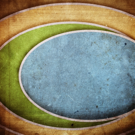 grunge retro paper texture, abstract circles background