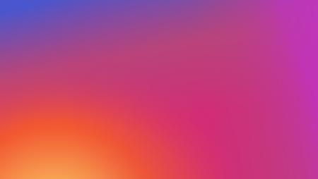 Illustration pour Colorful vector modern fresh gradient background. - image libre de droit