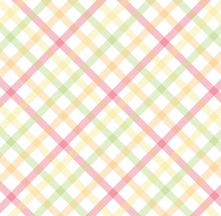 pink, yellow, green diagonal pattern