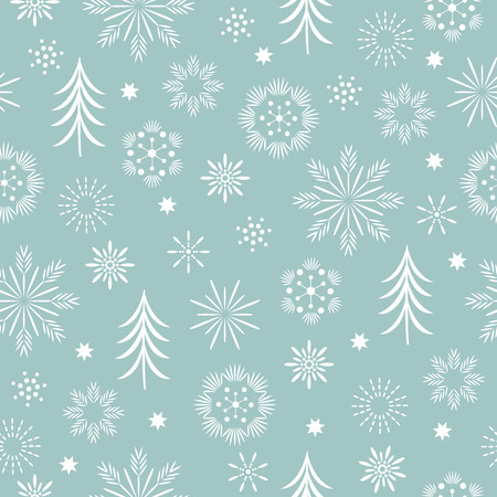 Illustration pour seasons greetings, beautifil christmas background - image libre de droit